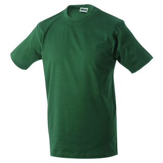 Round-T-Heavy dark green S