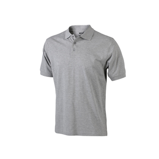 Classic Polo grey-heather L
